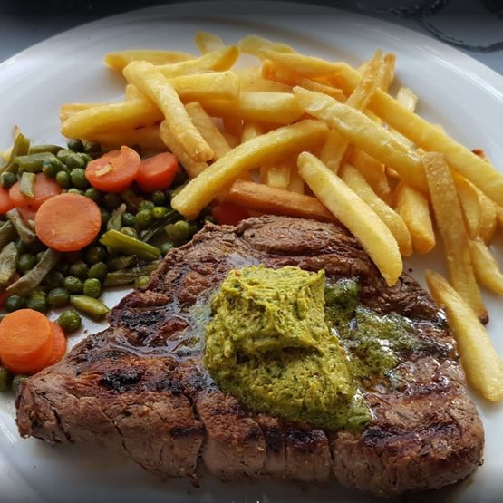 Steak - Café de la Place